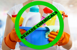 Beware Of Chemicals