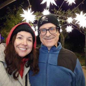 Bryan and his beautiful wife Jannel, a kindergarten teacher