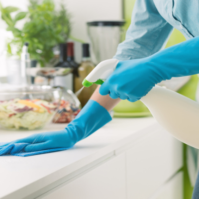 ragrance Free Cleaning