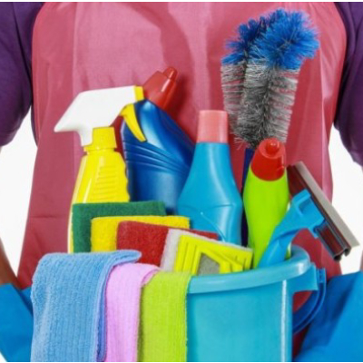 natural home cleaning solution