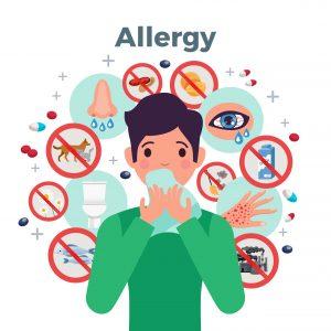 Are your allergy symptoms seasonal?