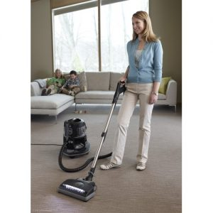 Vacuuming regularly can help reduce any allergy attacks